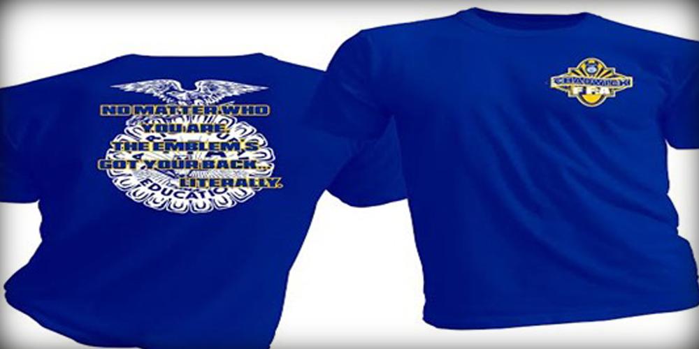 Chadwick FFA Shirts