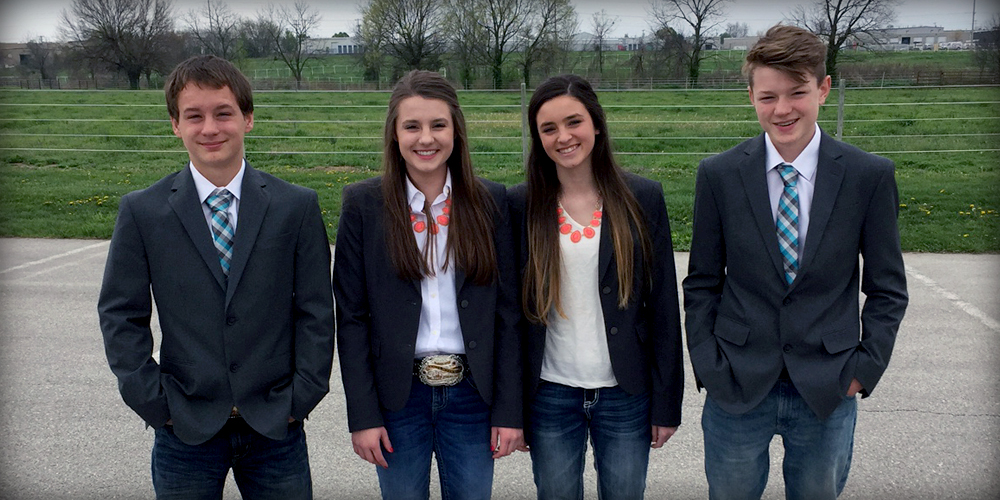 FFA Freshman Qualify for State